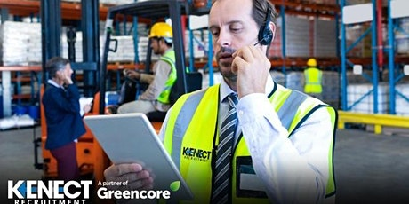 Greencore, Tamworth,  Warehouse Opportunities tickets