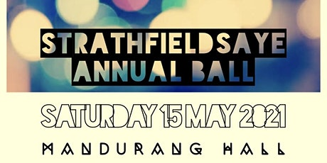 Strathfieldsaye Football Netball Club Annual Ball tickets