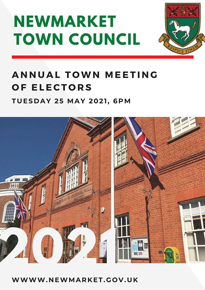 Annual town meeting of Electors image