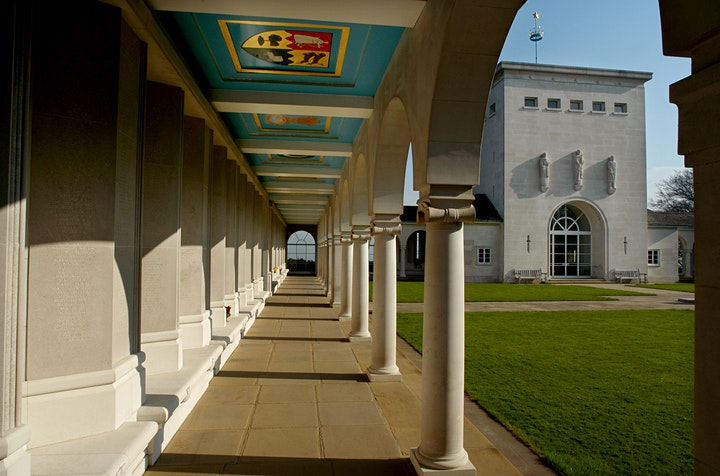 CWGC War Graves Week Event - Runnymede Air Forces Memorial image