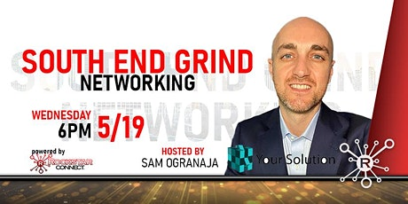 Free South End Grind Rockstar Connect Networking Event (May, Charlotte) tickets