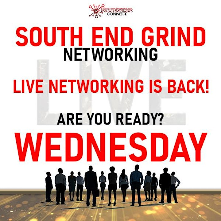 Free South End Grind Rockstar Connect Networking Event (May, Charlotte) image
