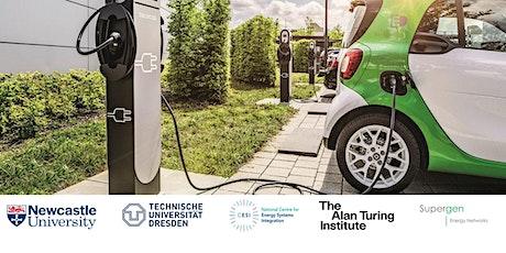 Smart Charging Webinar: EV charging in  2-150 kHz (Supraharmonics) tickets