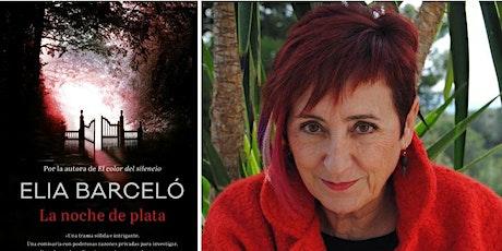 Club de Lectura: La noche de plata, con Elia Barceló. entradas