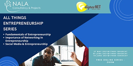 All Things Entrepreneurship Series tickets