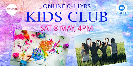 Online Kids Club tickets