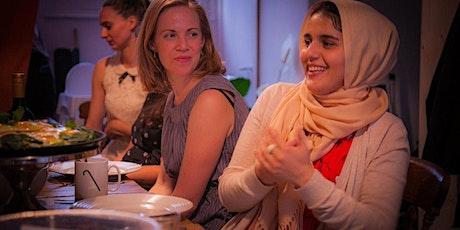 Vegetarian Iranian cookery class with Parastoo tickets