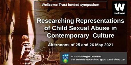 Researching Representations of Child Sexual Abuse in Contemporary Culture tickets