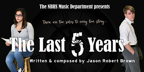 The Last Five Years-LIVE On Stage tickets