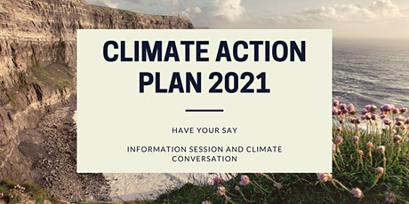 Climate Action Plan Consultation - Info session and climate conversation tickets