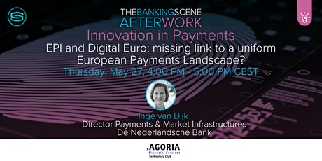 The Banking Scene Afterwork May 27 tickets