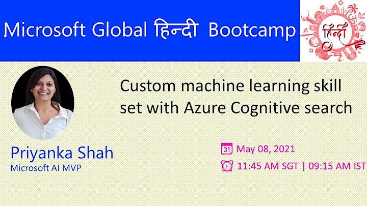 FREE Microsoft #Global Hindi (हिंदी) Bootcamp image