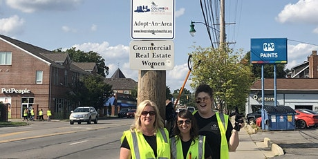CREW Columbus - Neighborhood Cleanup tickets