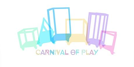 Sunday Spot Play Space: Carnival of Play by Natalie Zervou-Kerruish biglietti