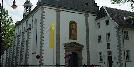 Vorabendmesse zum Fest Christ Himmelfahrt in der Kirche St. M. Empfängnis Tickets