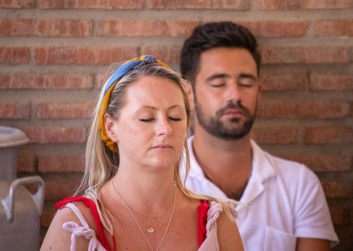 Summer 2022 Weekend Meditation Retreat in Oxfordshire image