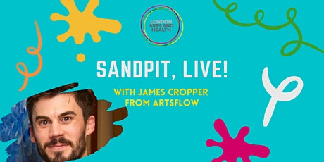 Digital Sandpit, Live! Marketing yourself tickets