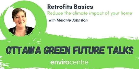 Retrofit Basics - reduce the climate impact of your home! tickets