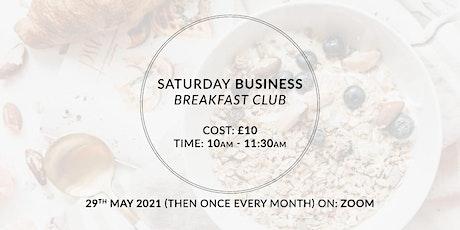 Networking Business Breakfast Club tickets