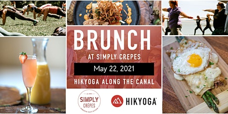Hikyoga and Brunch at Simply Crepes tickets