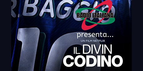 ClubG Movie Premiere - IL DIVIN CODINO - LA STORIA DI ROBERTO BAGGIO tickets