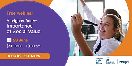 A brighter future: Importance of social value tickets