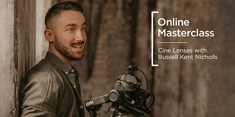 Online Masterclass | Moving to Cine Lenses tickets