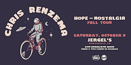 Chris Renzema tickets