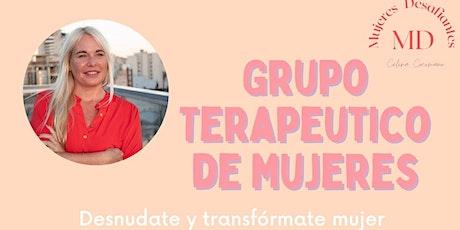 Grupo Terapeutico de Mujeres entradas