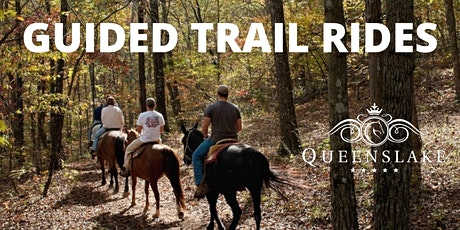 Queenslake Guided Trail Rides tickets