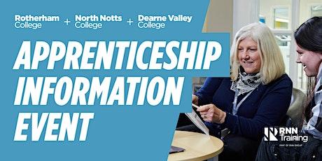 Apprenticeship Information Event tickets