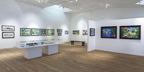 Gallery tours by / Deithiau Oriel gan Eleri Mills -  22/05/2021 tickets