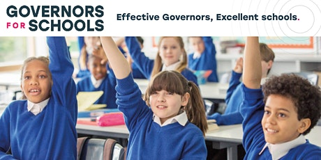 Supporting your community through becoming a school governor tickets