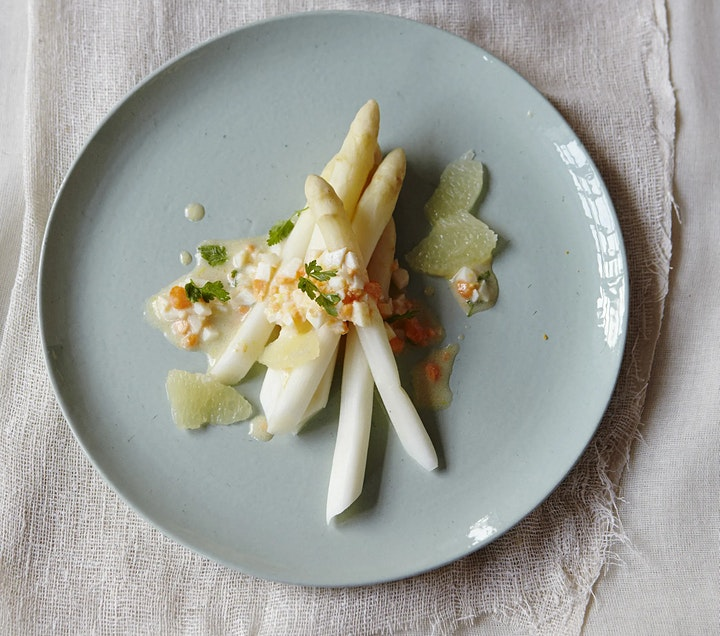 Chef Daniel Galmiche in conversation with Claire Bosi: Free cookalong + Q&A image