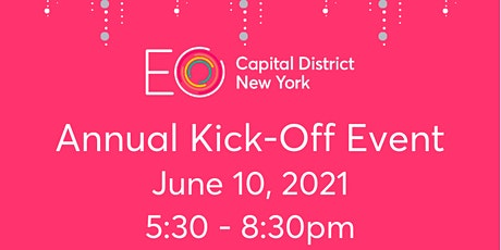 EO Capital District New York Annual Kick-Off Event 2021 tickets
