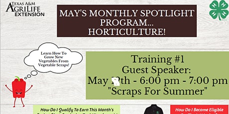 Horticulture Training #2 tickets