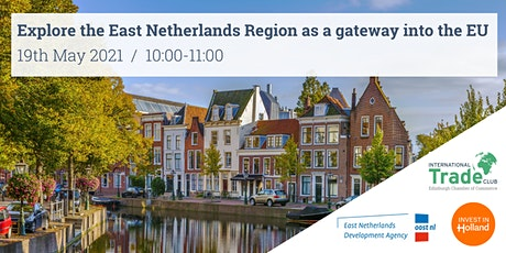 Explore the East Netherlands Region as a gateway into the EU tickets