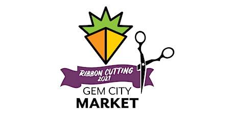 Gem City Market Ceremonial Ribbon Cutting tickets