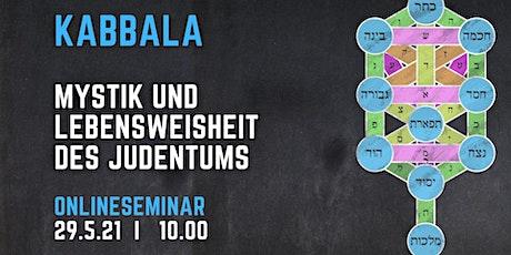 Online-Seminar: Die Kabbala Tickets