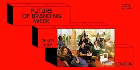 FLA: Future of Branding Week tickets
