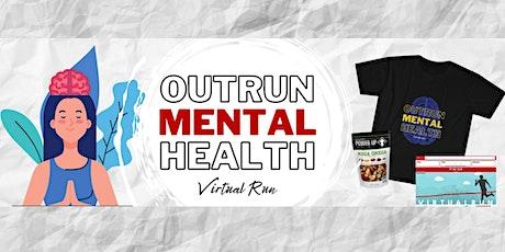 Outrun Mental Health Virtual Race tickets