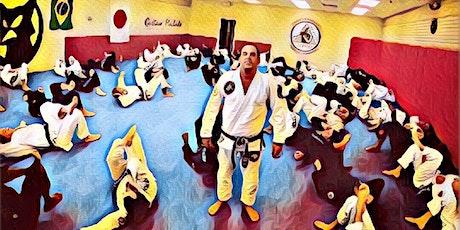 Gustavo Machado BJJ Summer Seminar 2021 tickets