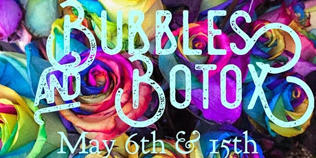 Bubbles & Botox tickets