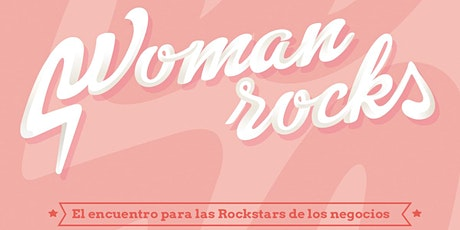 WOMAN ROCKS LATAM boletos