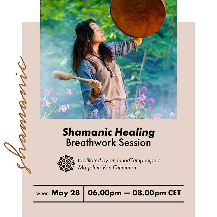 Shamanic Healing Breathwork image