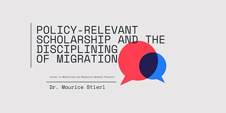 Voices in Mobilities and Migration Seminar tickets