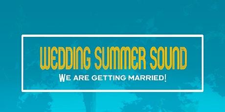 Wedding Summer Sound 2022 entradas