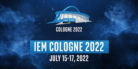 IEM Cologne 2022 tickets