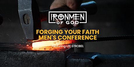 Forging Your Faith tickets