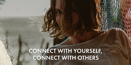 """Connect with yourself, connect with others"" retreat entradas"